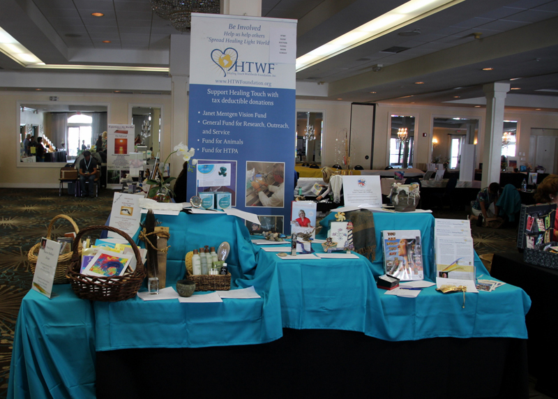 HTWF Auction Table HT CA Symposium 2015